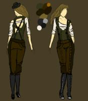 Design - Steampunk by fading-hologram