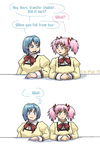 PMMM Shipping Challenge: Pickup Lines by ErinPtah