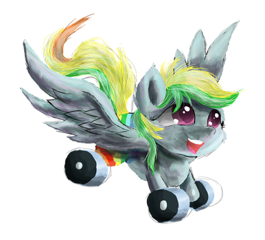 Wheely bopper for the 3rd time by SuperRobotRainbowPig