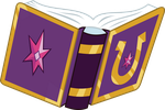MLP Vector - The Journal of Friendship by jhayarr23