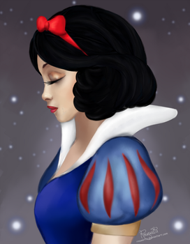 Snow White by Rousetta