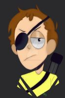 Evil Morty by Galaxy-Storm