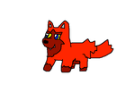 Drew the Red Poochyena by GoForAPerfect2010