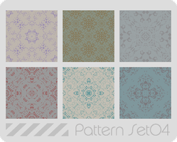 Pattern Set04 by nic1