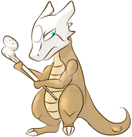 Marowak by PhasmaSilvia