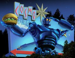 The Iron Giant burger pitch by choffman36