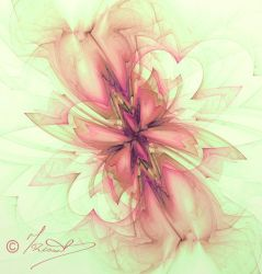 Abstract flora. by Mozisart