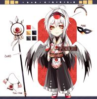 Oriental Crane Adopt SET PRICE [CLOSE] by pinochu