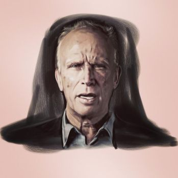 Peter Weller by MaoTseThong
