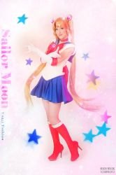 Sailor Moon - Moon Sparkle by AidaOtaku