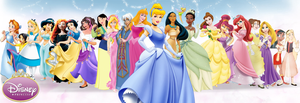Disney Princess - Full Line by EduFerreiraOFC