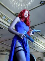 Miss Fortune - League of Legends by MysticalAF