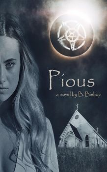 Pious - A Novel Book Cover by nikoletteseraphine