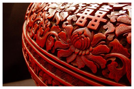 Chinese Bowl by Dabro