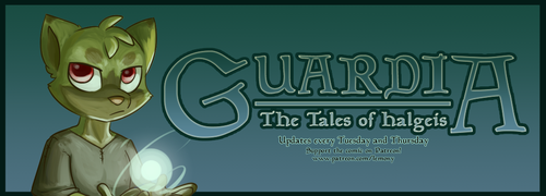 New Guardia Banner by lemondragon19