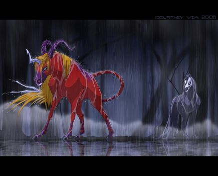 Deluge by hellcorpceo