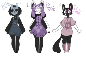 Monochromatic Batch Auction CLOSED by Claw-kit