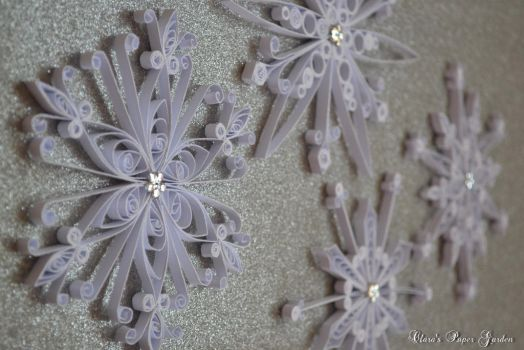 Snowflakes by cridiana