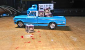 Chevrolet c10 by MannuelAlegria