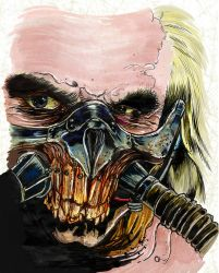 Immortan Joe from Mad Max by APetrie74