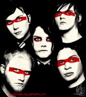My Chemical Romance, Bitch by GeeFreak