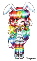 -- Chibi SugarPop -- by Nay-Hime