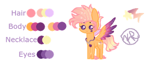 Redesign #1: Shooting Star by PegaAdopts