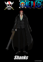 Shanks (Strong World) by sturmsoldat1