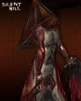 The Man of Silent Hill by MonkeyTheArtist
