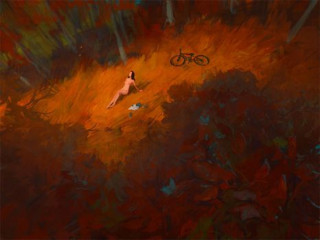 Autumn Mood by RHADS