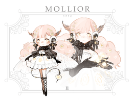 Mollior 11 Adoptable [CLOSED] by sr1023