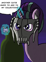 Starlight Glimmer as General Grievous by daimando