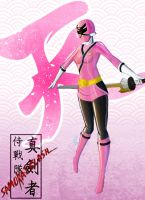 Samurai Pink by the-newKid