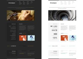 Brandspace HTML5 Template by pixelentity
