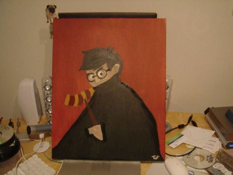 Harry Freakin' Potter by TWFarley