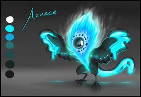 [CLOSED] Adopt Auction : Azurae by BelieveTheHorror
