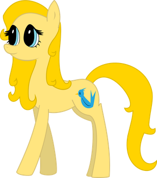 My ponysona as they say by Colleen-numbernumber