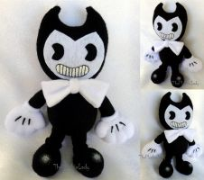 Plushie Bendy by ThePlushieLady