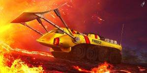 Thunderbirds: A snowballs Chance in Hell. by Chrisofedf