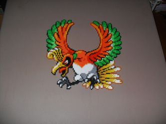 250 Ho-oh by mecharichter