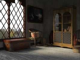 old room by Minomi9