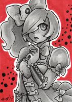 ACEO Nyte by nickyflamingo