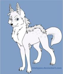Siku's Feral-Form by Forever-Art-Fan