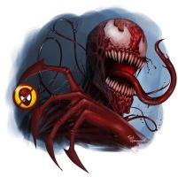 Carnage by ted1air