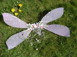 Fab Lilac Wings by Twinkleallday