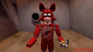 Profile Picture SFM Foxy and duck by DarkVirus87
