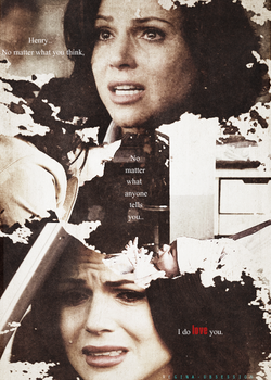 Regina Mills Graphic 03 by TiffanyValentine
