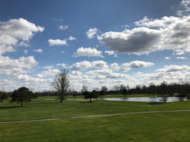 Clouds Over the Golf CourseIMG 3917 by TheStockWarehouse