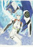 Rei, fly me to the moon by Kaji68
