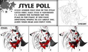Style poll by Aizuconi